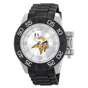 Men's Black watch Beast - NFL - Minnesota Vikings - Gift box included