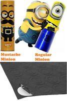 """Minions You Pick!"" 18650 Lithium Battery PVC Heat Shrink Wraps + Insulators"