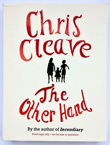 The Other Hand By Chris Please **Signed/Dated U.K Uncorrected Proof**