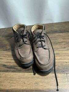 Nike ACG Men's vintage brown hiking boots size 8 N48