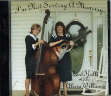 I'm Not Serving A Memory ~ Pearl Hall Alicia Williams ~ Christian ~ CD ~ New