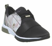 Womens Ted Baker Cepap Sneakers Black Opal Flats