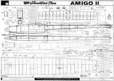 GRAUPNER AMIGO MK2 GLIDER PLANS