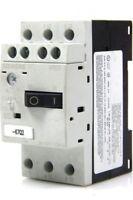 SIEMENS - Leistungsschalter Motorschutzschalter 3RV1011-1DA10 + HS 3RV1901-1E