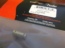 NEW Genuine Fender Bridge Section For Vintage Basses - NICKEL, 001-9469-000