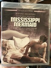 Mississippi Mermaid Blu-Ray - TWILIGHT TIME - Limited Edition  3000 Units OOP