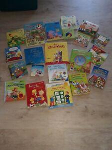 Kinderbücher Paket mit 21 Büchern