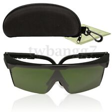 Laser Lighting Protection Goggles Glasses Protective 200nm-2000nm IPL-2 OD+4D US