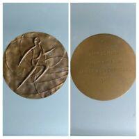 Medalla Bronce 2 Auflage Marathon Humanidad De Jaurès En La Courneuve 1980