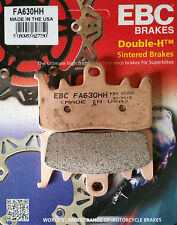 EBC/FA630HH Sintered Brake Pads (Front) - BMW R1200GS '13>, S1000XR, RnineT Std
