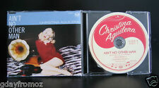 Christina Aguilera - Ain't No Other Man 2 Track CD Single