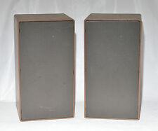 2 x schöne Kompaktbox Lautsprecher Retro Vintage Boxen #5