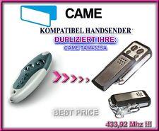 CAME TAM432SA Kompatibel Handsender, Ersatz fernbedienung, 433,92Mhz KLONE