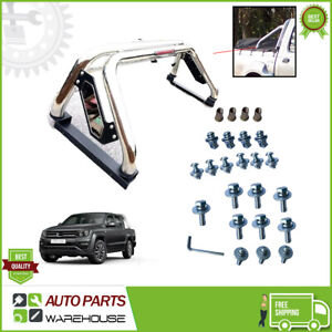 Fit Ford Ranger XLT 1999 18 Stainless Steel Sports accessories Roll Bar Bl M399