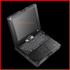 BLACK Panasonic Toughbook CF-19 • i5 • 1000GB HD • GPS • DVD-RW • Windows 7 / 10