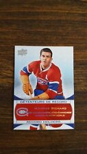 2008-09 Upper Deck Montreal Canadiens Centennial Maurice Richard #249