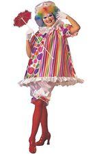 Betty Brite Clown Adult Womens Costume