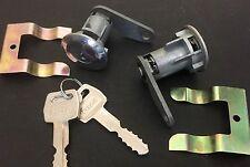 74-80 FORD F100 PARTS DOOR LOCK PAIR W/ KEYS  74-80