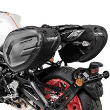 Satteltaschen Bagtecs CRB 40-60 Liter Volumen Motorrad Seitentaschen B-Ware