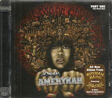 CD ALBUM 10 TITRES--ERYKAH BADU--NEW AMERYKAH--2007