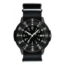 Traser H3 CODE GREEN SWISS Tritium Military Tactical Watch With Nylon Band