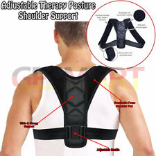 Posture Correct Back Straight Clavicle Support Corrector Shoulders Brace Strap