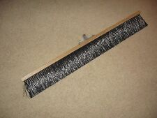 "36"" Soft Nylon Concrete Finish Broom -- Concrete Tool Made in the U.S.A."