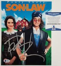 PAULY SHORE Signed 8x10 Photo Son in Law Actor ~ Beckett BAS COA