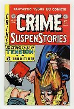 Crime Suspenstories #22 VF+ 8.5 1998
