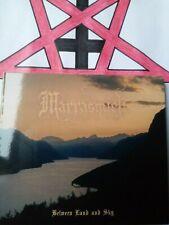MARRASMIELI  (FIN)  Between Land and Sky    DIGI  Black Metal CD