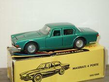 Maserati Quattroporte - Politoys 541 Italy 1:43 in Box *34220
