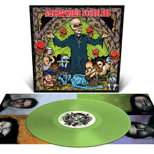 Agoraphobic Nosebleed Altered States Of America GREEN 2 LP BUNDLE + Scott Hull