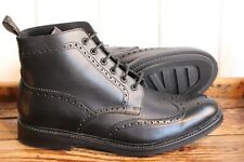 Loake Bedale 12G in Black - Seconds - RRP £270 (T398)