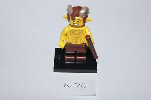 LEGO SERIES 15 #7 FAUN Minifigure / Minifig 71011 NARNIA (W76) AS NEW