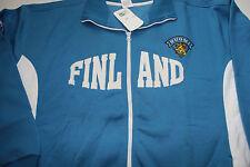 Finnland Jacke Team Finland Retro Eishockey Größe XL Sweat Jacke Soumi Jacke
