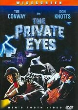 Private Eyes 759731412421 With Tim Conway DVD Region 1