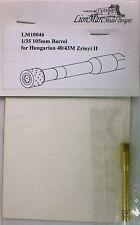 Lion Marc 1/35th Scale 105mm Barrel for Hungarian 40/43M Zrinyi II No. 10046
