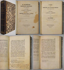 Amossi TESTAMENTARIA HEREDITATIS DELATIONE LEGATIS HEREDITATIBUS 1843 44 Torino