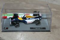 Nigel Mansell Williams Fw14b-1992 échelle 1.43 Modèle F1 voiture collection