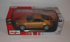 Special Edition Maisto Nissan 350Z  1:18 Scale 2010 MB   FREE SHIPPING