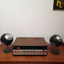 AMPLI TUNER SANSUI 350A SOLID STATE AM/FM STEREO RECEIVER VINTAGE 1970