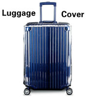 """20""""-28"""" Travel Luggage Cover Suitcase Protector Anti Scratch Waterproof Bag New"""