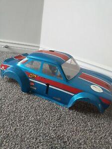 Mk1 escort Rs2000 rally wide arch Nitro rc car remote control car shell body