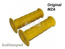 Simson SET Poignée Fix Paire Cyclomoteurs JAUNE 22mm Diamètre intérieur