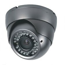 Sony CCD 1800TVL 36IR CUT Varifocal Menu Zoom Surveillance Dome Security Camera