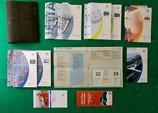2002 02 VW Jetta Wagon Owners Manual, K30A