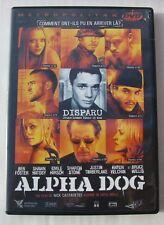 DVD ALPHA DOG - Sharon STONE / Bruce WILLIS / Justin TIMBERLAKE / Emile HIRSCH