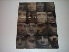 THE FLESH AND THE SPIRIT--SIGNED by SALLY MANN--1ST--HARDCOVER (PHOTOGRAPHY)
