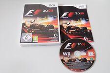 F1 Fómula 1 Fórmula 1 2009 Nintendo Wii