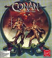 Conan the Cimmerian Video Game by Virgin Games